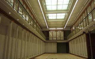 De Bijloke Interieur
