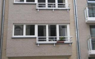 Residentie Nina te Blankenberge Interieur