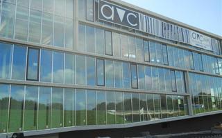 BVBA Peter Verstuyf - AVC EVOLIS BRANDWEREND VERFSYSTEEM 3000 M²