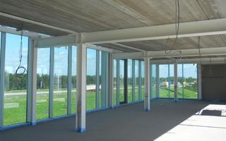 AVC Evolis Brandwerend verfsysteem 3000 m²