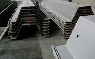Damplanken  Verfsysteem met keuring